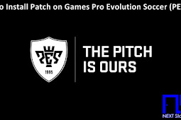 How to install Patch on the Pro Evolution Soccer (PES) Game on a Laptop Computer