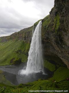 Cascada de Seljalandsfoss