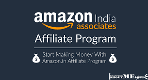 affiliate marketing amazon account