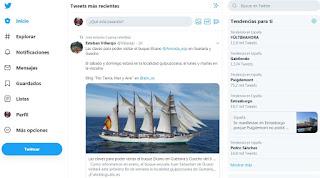 Ventajas de la Nueva Interfaz de Usuario en Twitter