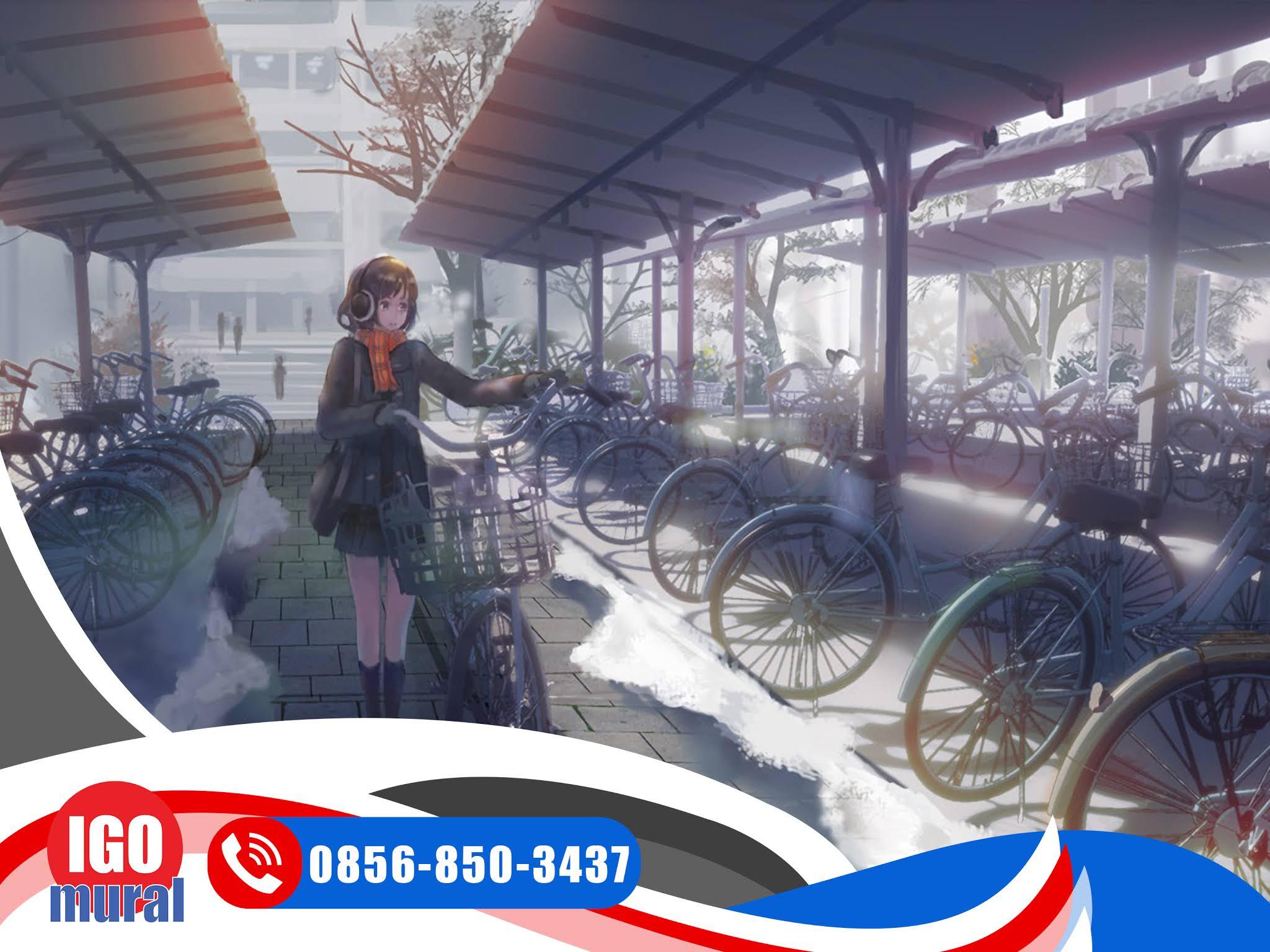 Wallpaper Cutsom Biker