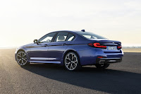 The new BMW 530e xDrive Sedan 2020