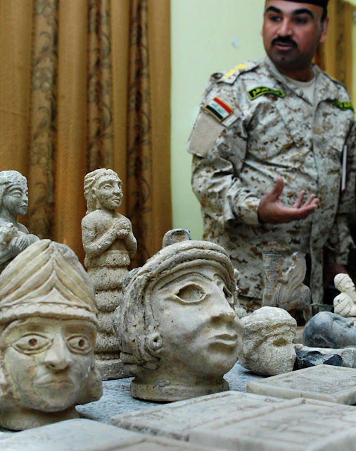 Iraq museum looting: 15 years on