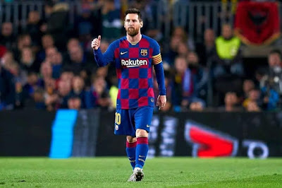 World's Most Complete Player Ever😘👌...#messi.