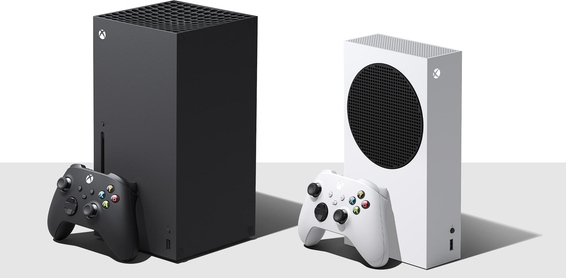 Xbox Series X e Series S ufficialmente disponibili