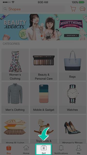 Bagaimana Jual Barang Di Shopee Malaysia