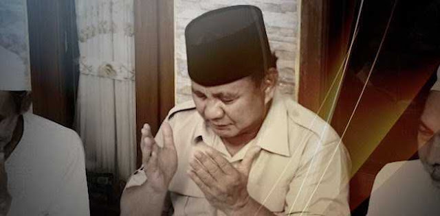 Prabowo Ajak Umat Islam Salat Gaib Usai Jumatan