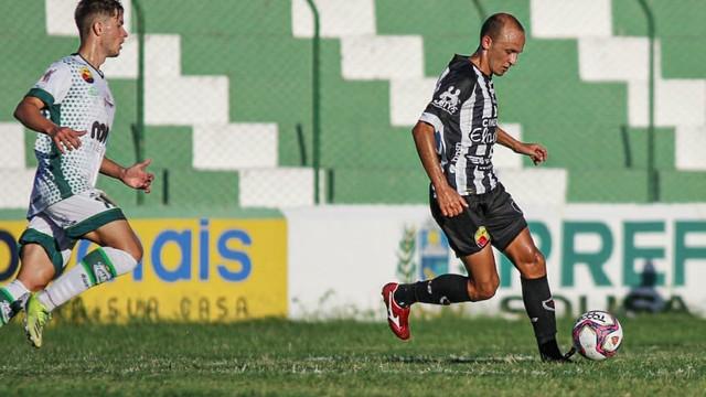 Botafogo-PB e Nacional de Patos fazem jogo de poucas emoções e ficam no empate