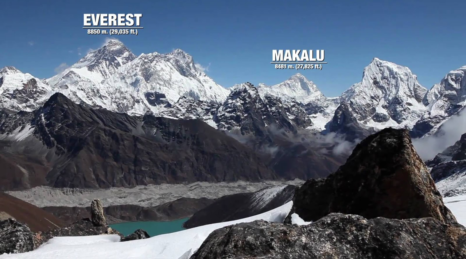 Hasil carian imej untuk Gunung Makalu