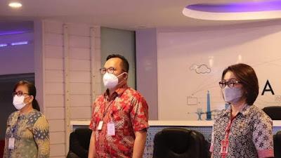 Dipimpin Walikota dan Wawali AA-RS, Kota Manado Terima Penghargaan Kota  Layak Anak
