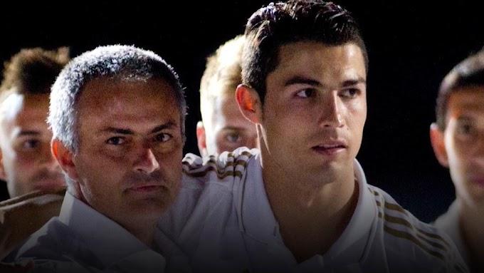 Ronaldo và màn đáp trả khi bị Mourinho hạ thấp danh dự