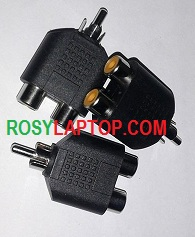 RCA Splitter Y Audio (2)