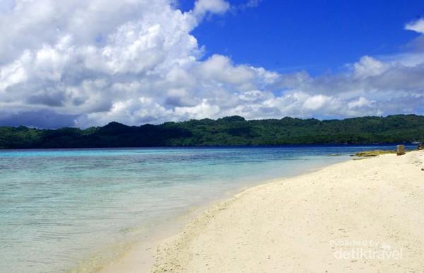 Daftar Tempat Wisata Populer Di Kabupaten Banggai Laut Sulawesi Tengah