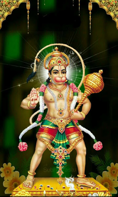 Bajrangbali Hanuman Images