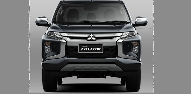 Mitsubishi Strada Triton Bandung