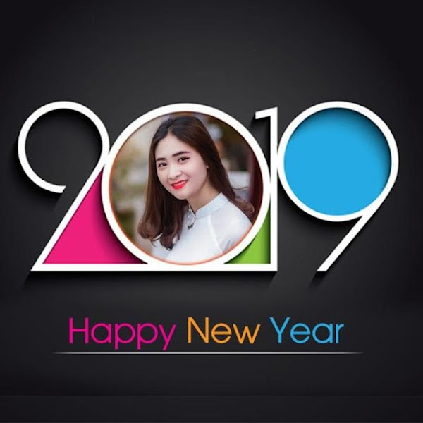 2019 New Year Photo Frames Greetings Wishes 1.7 APK
