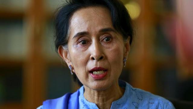Setelah dikecam oleh dunia, Suu Kyi akhirnya buka suara mengenai kondisi di Rakhine, di mana kekerasan militer terhadap Rohingya masih terus terjadi
