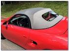 Boxster GLASS Rear WINDOW Conversion