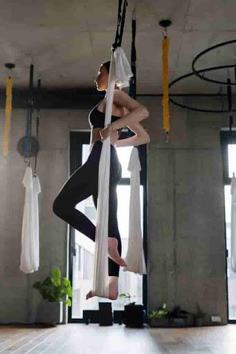 List of Aerial yoga poses