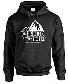 The Shining, Overlook Hotel Hoodie, Gifts, Merchandise, Stephen King Horror Store
