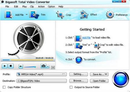 Bigasoft Total Video Converter 3.6.15.4478