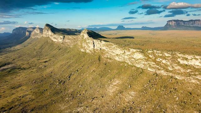 Serra do Sincorá. (Foto: Dmitri de Igatu)