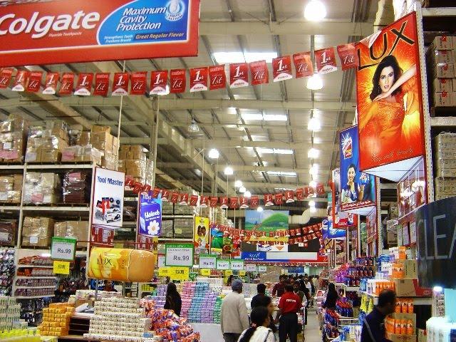 Haq's Musings: FMCG Companies Profit From Rural Consumption