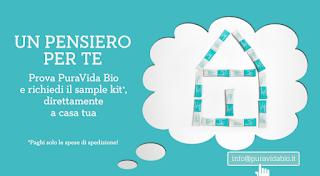 Review Mousse Detergente Viso  PuraVidaBio opinioni recensione ecobio