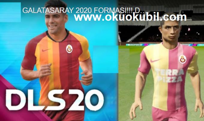 DLS 20 Galatasaray Yeni Forma Ekleme Png Resim Linki 2020