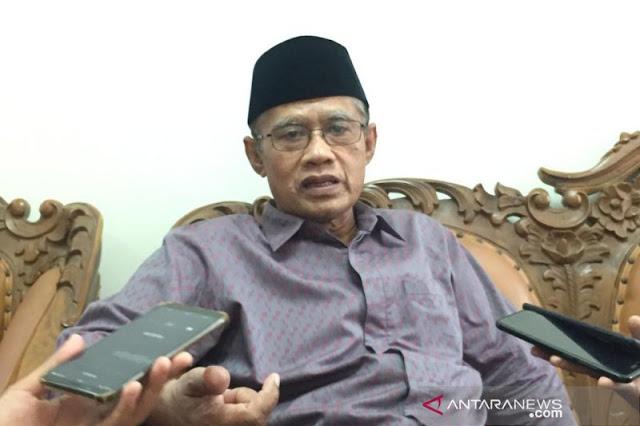 Pesan Penting PP Muhammadiyah untuk Menag Fachrul Razi: Jangan Sembarangan Cap Radikal