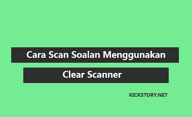 clear scanner