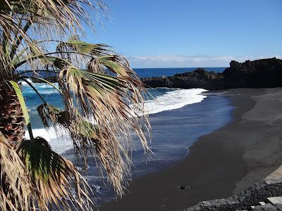 Schnorcheln auf La Palma Sandstrand