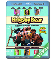 BRIGSBY BEAR (2017) FULL 1080P HD MKV ESPAÑOL LATINO