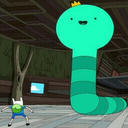 Break the Worm - Adventure Time