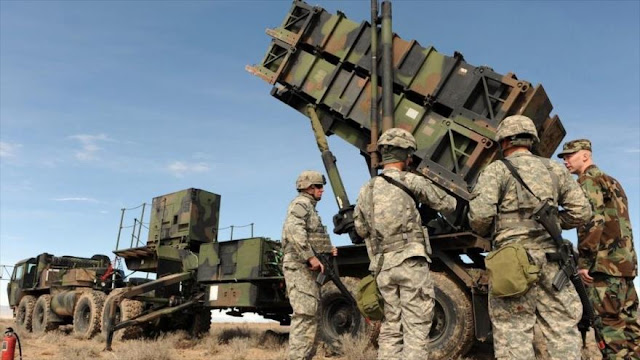 EEUU despliega sistema antimisiles Patriot en este de Siria