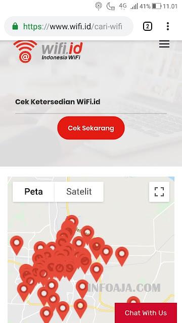 Cari Wifi