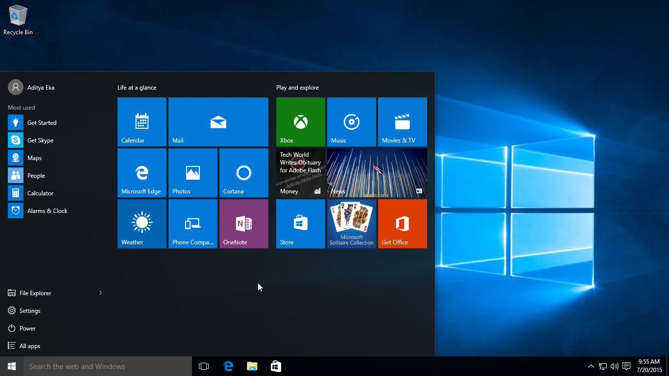 Windows 10 Enterprise Final Anniversary - SATYANDROID ...