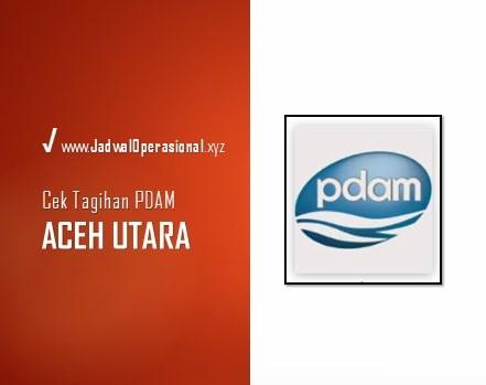 Cek Tagihan PDAM Aceh Utara