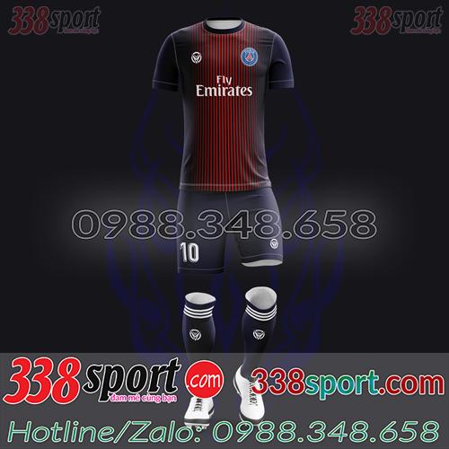 Áo PSG Đặt May Theo Yêu Cầu - Mã PSG 02
