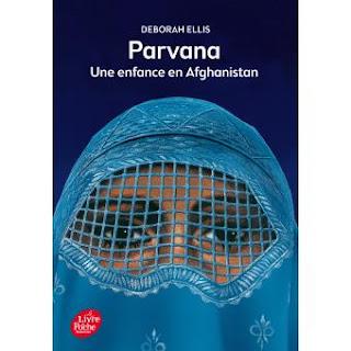 couverture du livre Parvana de Deborah Ellis en livre de poche