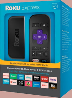 Buy Online Roku - Express Streaming Media Player