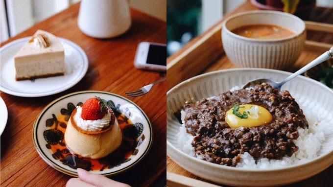 桃園 | 陪你去流浪  #療癒甜點▶米食料理▶寵物友善咖啡廳