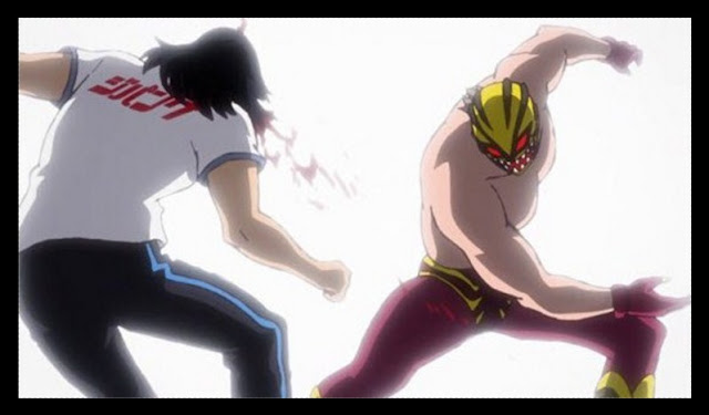 TIGER MASK W EPISODE 1 SUBTITLE INDONESIA