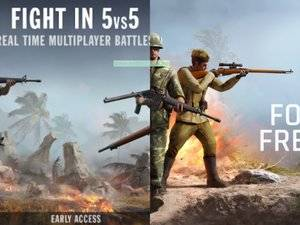 Forces of Freedom (Early Access) 5.5.0 (MOD) Premium  download Apk let you create tactical team with real-time multiplayer with authentic soldiers. Forces of freedom apk is an online combat game which you can play for years download now