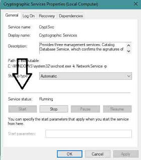 Fix Windows Troubleshooter Not Working Problem