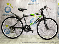 Sepeda Gunung Senator Cross Country Series 18 Speed 26 Inci