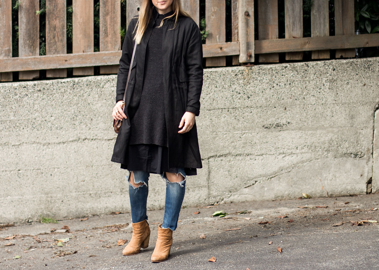 Fashion and Style for Autumn - Canadian Fashion Blogger - Fall Outfit