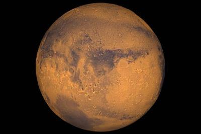 Imagen de Marte - Una Galaxia Maravillosa