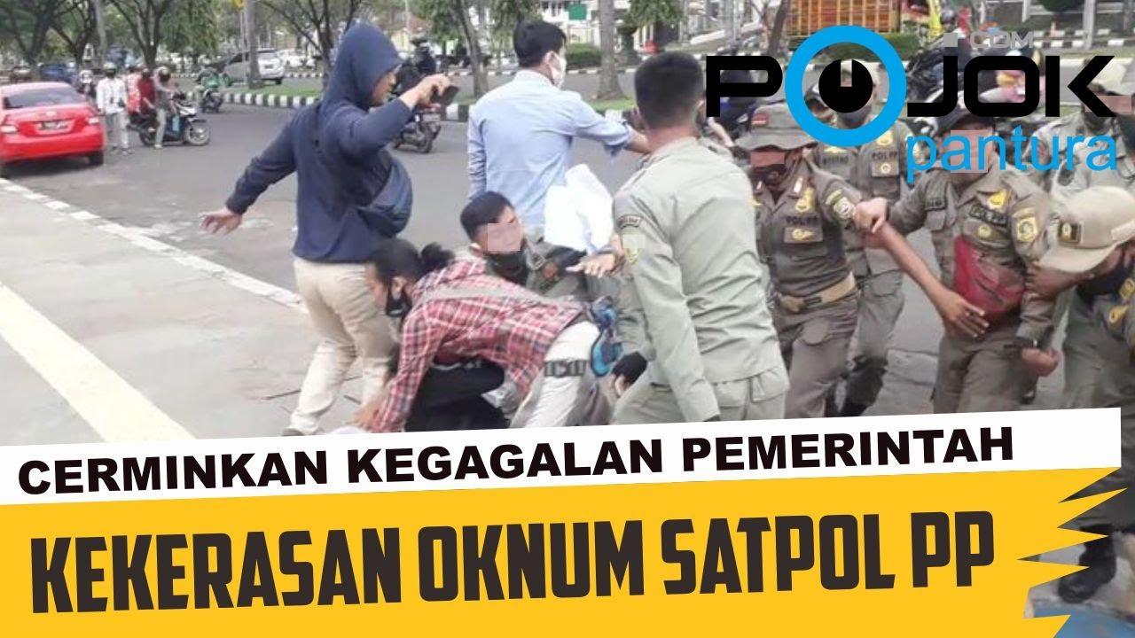 Sosiolog UGM Kekerasan Satpol PP Saat PPKM Cerminkan Kegagalan Pemerintah Dalam Membentuknya Sebagai Agen Pelayan Masyarakat