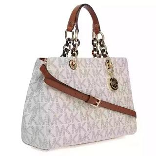 9da4b6726 حقيبة سينثيا متوسطة الحجم للنساء من مايكل كورس - Michael Kors Tote Bag  30S3TCYS2B-150